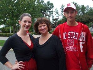 Me, Mom & Greg