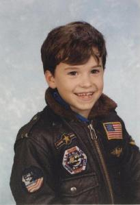 Fighter Pilot Albie