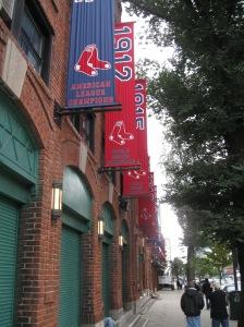 Yawkey Way Banners