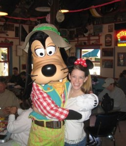 The last time I was in Disney: March 2007 :( too long ago!