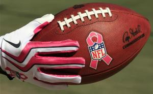 NFL Supports Breast Cancer Awareness